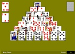 Play Pyramid Solitaire Online!