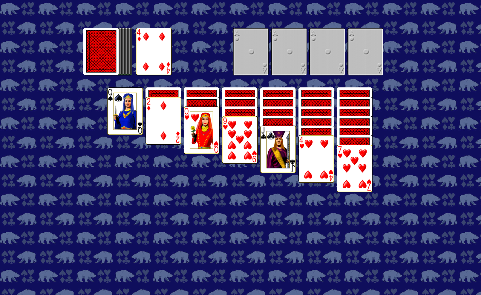 Pretty Good Solitaire for Windows