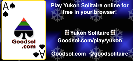 Play Yukon Solitaire Online