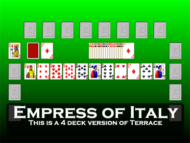 Empress of Italy