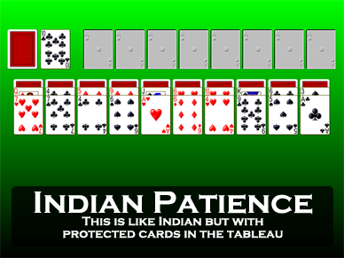 Indian Patience