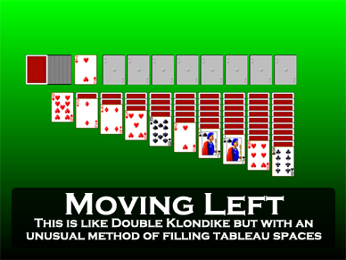 Moving Left