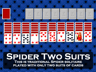 Spider Two Suits