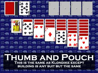 Thumb and Pouch