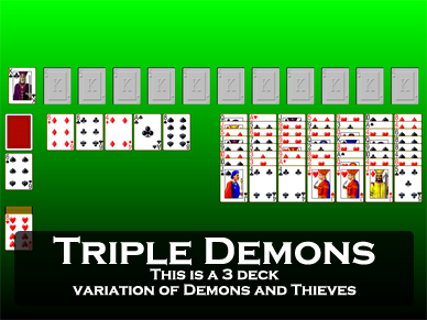 Triple Demons